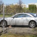 Czasami właściciele zapominają nawet o swoich bardzo lukusowych samochodach jak o tym Mercedesie CL