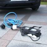 Kabel zasilający i ładowarka samochodowa BMW i3