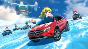 Mercedes-Benz GLA in Nintendo Mario Kart 8