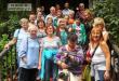 Spotkanie seniorów współpracujących z organizatorami społeczności lokalnej MOPR Fot. Anna Dunajska
