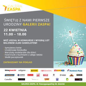 Galeria Zaspa_urodziny